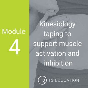 Advanced Kinesiology Taping Course
